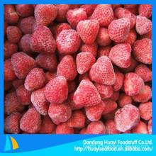 2014 récolte haute qualité vente chaude grosse fraise congelée