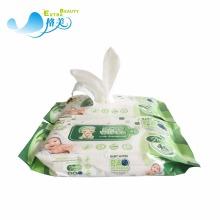 Produits de nettoyage plus chauds de lingettes pour bébés sensibles de haute qualité