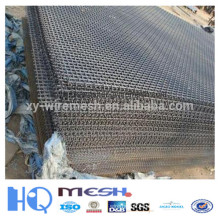 Crimped Wire Mesh for Mining and Coal