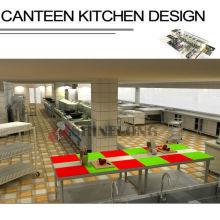Shinelong Customized Project Canteen Kitchen Design