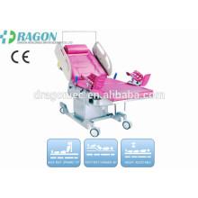 DW-OT11 orthopädische Chirurgie Verfahren Tabelle Elektrische multifunktionale Geburtshilfe Tabelle Geburtshilfe Arbeitstisch