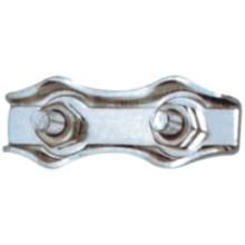 Серия металлических дуплексных канатных зажимов для привязных канатов