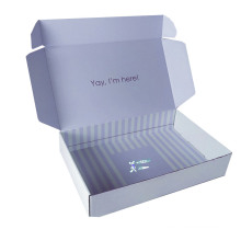 Wholesale Corrugated Shipping Boxes for Cosmetic Mailer Box