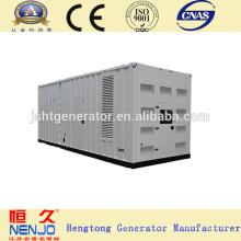 Marca estadounidense NTAA855-G7 tipo silencioso generador diesel 300KW / 375KVA