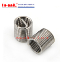 2016 en gros fil d'acier inoxydable fil M8 insert Manufacutier Chine
