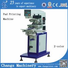 Impressora de almofada automática de espionagem com transportador