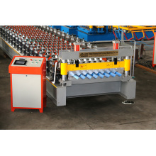 Trapezoidal Roof Roll Forming Machine