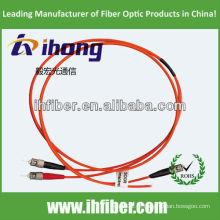 ST / UPC Multimodo duplex cabo de fibra óptica cabo fabricante com alta qualidade