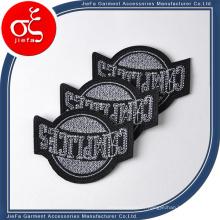 Badge de broderie personnalisé pour coudre des vêtements