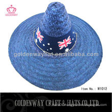 Mexican straw hat