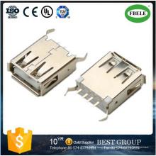 Conectores USB Fbusba2-114 Conectores USB impermeables del conector USB RJ45 (FBELE)