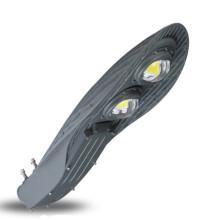 Venda quente 100 W COB Exterior Bridgelux LED Revérbero Retrofit LEVOU Luzes de Rua para Venda