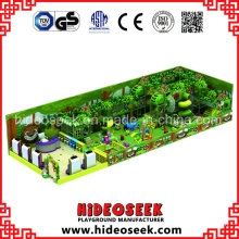 Jungle Style Indoor Solution for Recreation Center