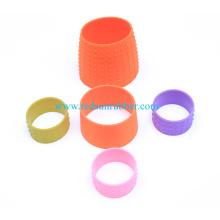 Geformte verschleißfeste Zylinder-Silikon-Gummimanschette