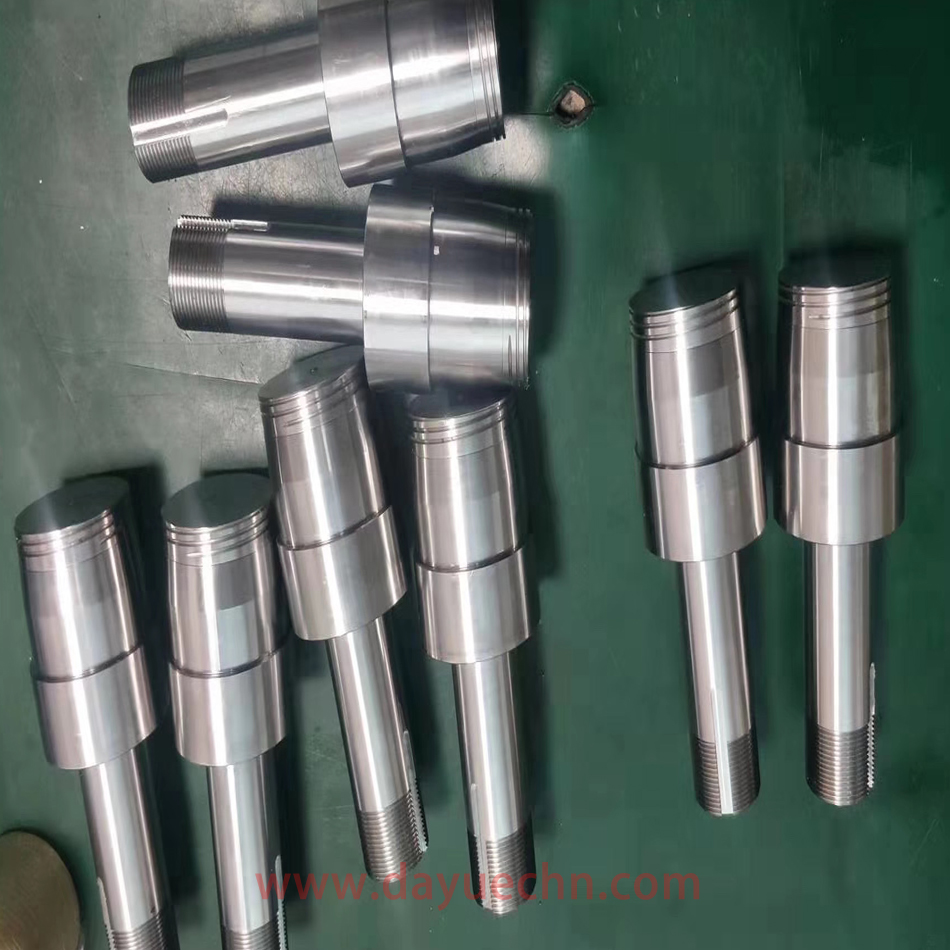 Threaded Rod for Blow Molding Bottle Cap Mold