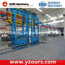 Transportador de corrente de qualidade superior para linha de revestimento em pó