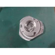 Peça de alumínio de fresagem CNC