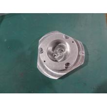 Fabricación de piezas de metal de aluminio de acero inoxidable CNC