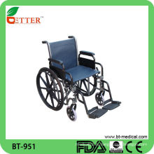 Складывающееся кресло-коляска BT951 СДЕЛАНО В КИТАЕ