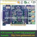 Assemblée de carte PCB d'amplificateur audio Cartes électroniques avec l'ensemble complet de carte PCB, service d'Assemblée de PCBA