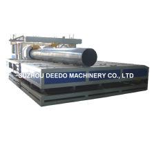 Machine à sabler automatique double ou simple de four de chauffage