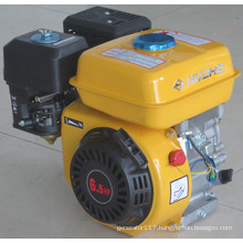 6.5HP Gasoline Engine with Yellow Color (168F-II)