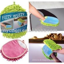 Fuzzy Wuzzy Microfiber Mitt