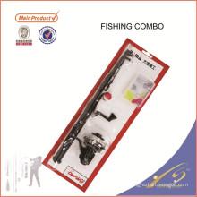 FDSF105D Pen Rod Fishing Combo Kid Fishing Combo con Rod Reel Line Señuelo