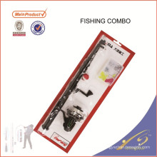 FDSF105D Pen Rod Fishing Combo Kid Fishing Combo With Rod Reel Line Lure