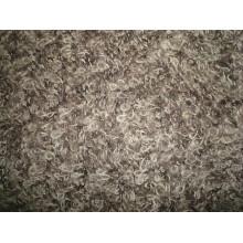 Fancy Yarn Terry Fleece Knitting Fabric