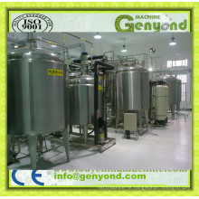Automatic Small Milk Processing Plant