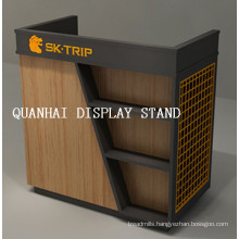 Supermarket Checkout Cash Counter Table Stand Design