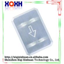 Support de porte-pièces et tatouage permanent en aluminium de qualité supérieure