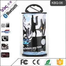NBA Outlook Design Home Typ DVD CD Mikrosystem Lautsprecher