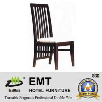 Творческий дизайн спинки Деревянный стул отеля (EMT-HC82)