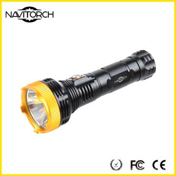 Osnam 3 Modi lange Laufzeit Aluminium LED Taschenlampe (NK-2664)