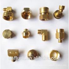 Aluminium steel brass metal machining service provider