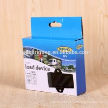 Kundenspezifisches Verpackungspapierkasten des elektronischen Produktes Wellpappe