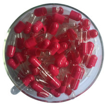 Kapselhüllen leere Kapsel für Pulverkapsel