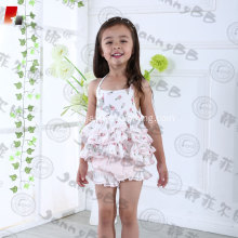 girls 2 piece boutique handmade ruffle swimsuit