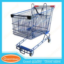 new style handy supermarket equip marketing shopping carts for sale