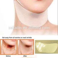 2014 neues Produkt Anti-Falten-Gel-Nacken-Patch