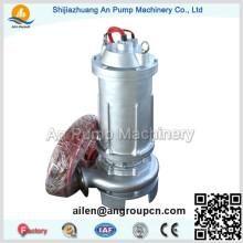 Pompe à eau de regroupement submersible de puits d'irrigation agricole agricole