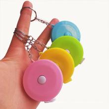 Ruban à mesurer à bouton poussoir coloré Meilleurs cadeaux de Noël