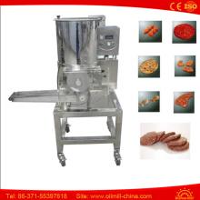 Máquina de moldagem de carne de Beaf de aço inoxidável Máquina de moldagem automática de Hamburger Patty