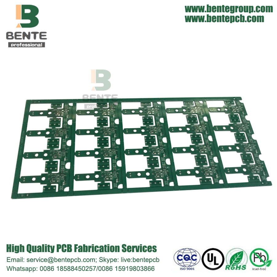 Low Cost PCB Quickturn PCB HASL LF