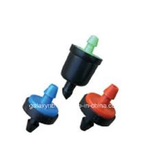 Emissor PE de alta qualidade para irrigação por gotejamento