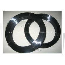Weicher schwarz geglühter Eisendraht