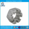 Высококачественная нержавеющая сталь Метрическая крупногабаритная гайка замка с DIN935