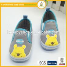 Heißeste modische Schuhe Säuglinge und weiche canves Babyschuhe